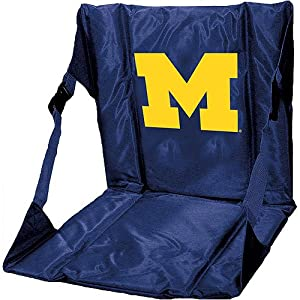 Collegiate Stadium Beach Chair with Cushion from Logo Chairs