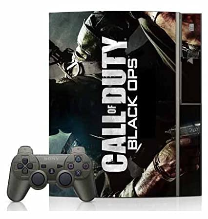Call of Duty : Black Ops Game Skin for Sony Playstation 3 Console