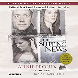 The Shipping News Audiobook