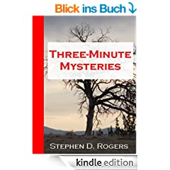 Three-Minute Mysteries (English Edition)