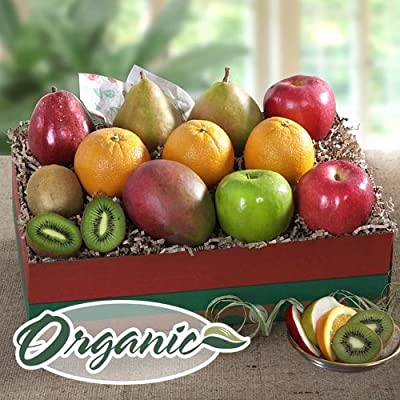 Organic Golden State Deluxe Fruit Collection Gift from Golden State Fruit