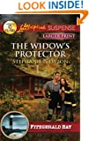 The Widow's Protector (Love Inspired Large Print Suspense)