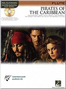 Pirates of the Caribbean - Flöte Noten [Musiknoten]