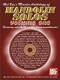 Master Anthology of Mandolin Solos, Vol. 1. Partitions, CD pour Mandoline