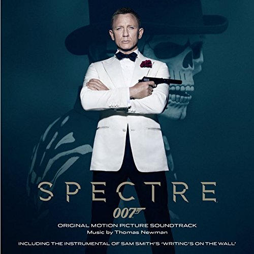 Original album cover of 007/SPECTRE ORIGINAL SOUNDTRACK - TBA by original motion picture soundtrack