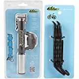 Maven Gifts: Pump Me Up! Mini Bike Pump With Bicycle Tire Levers By Geared2U