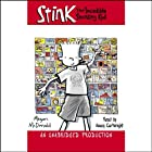 Stink: The Incredible Shrinking Kid (       UNABRIDGED) by Megan McDonald Narrated by Nancy Cartwright