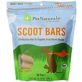 Pet Naturals of Vermont Scoot Bars 30 count