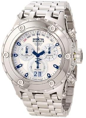 Invicta Reserve Men's Specialty Subaqua Swiss Made Quartz Chronograph High Polish Bracelet Watch