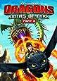 Dragons: Riders of Berk - Part 2 [DVD]