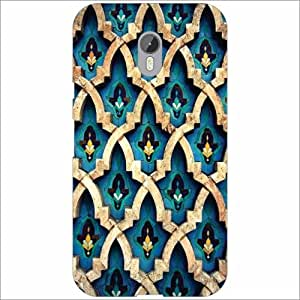 Moto G (3rd Generation) Back Cover - Silicon Fabulous Designer Cases