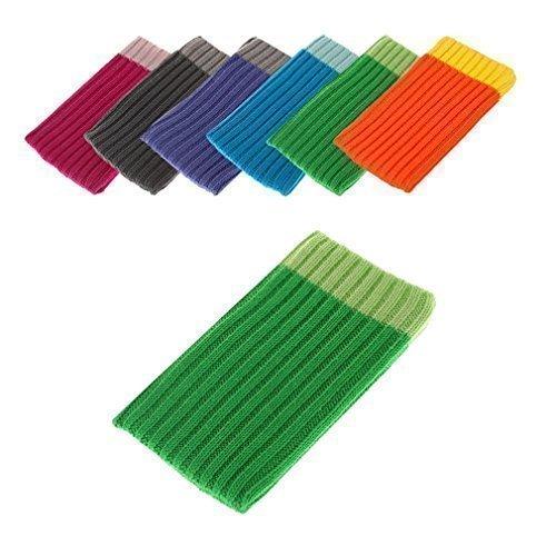 Bralexx ZD1234 Textil Socke für Huawei Ascend G620s (Größe: XL) grün