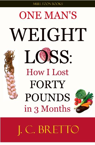 One Man's Weight Loss: How I Lost 40 Pounds in 3 Months