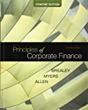 img - for Principles of Corporate Finance, Concise (McGraw-Hill/Irwin Series in Finance, Insurance and Real Estate) by Brealey, Richard, Myers, Stewart, Allen, Franklin (2010) Hardcover book / textbook / text book