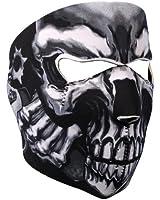 Masque en Néoprène : Crâne, Homme-Araignée, Assassin - Assassin Neoprene