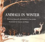 Animals in Winter (0590013211) by Golder, G.