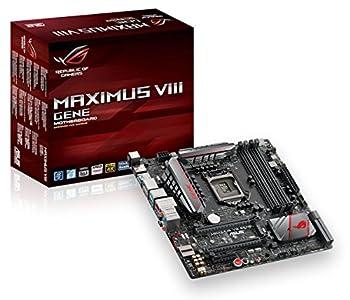 ASUSTeK Intel Z170搭載 第6世代Core i7(Socket LGA1151)対応 マザーボード MAXIMUS VIII GENE 【MATX】