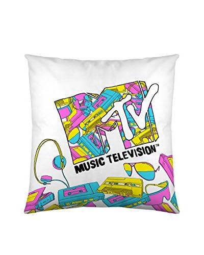 Mtv Funda De Cojín Mtv Music Pink