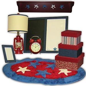 Americana Room Decor Accessories Childrens Furniture