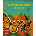 Fabuleux insectes en pop-up