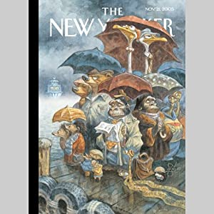 The New Yorker (Nov. 21, 2005) Periodical
