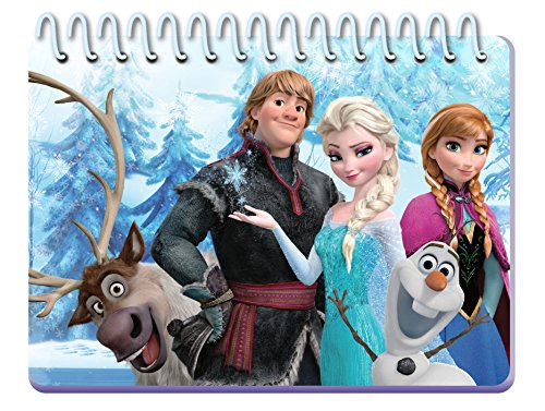 Disney Frozen Autograph Book