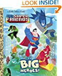 Big Heroes! (DC Super Friends) (Littl...