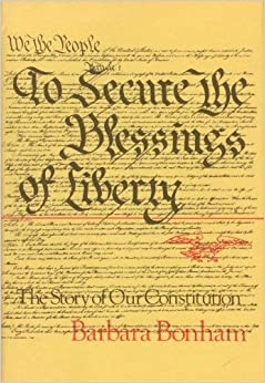 securing the blessing of liberty essay Peace is a daily, a weekly, a monthly process, gradually changing opinions, slowly eroding old barriers, quietly building new structures ~ john f kennedy.