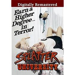 Splatter University  (Amazon.com Exclusive)