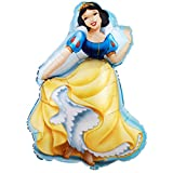 Amscan International Super Shape Snow White-shaped Foil Balloon