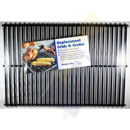 Market Merchants Porcelain Coated Steel Wire Cooking Grid for For PGS, MHP, Ducane, Charbroil, Phoenix and Charmglow Grills at Sears.com