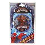 Spiderman Kinder Wecker Tischuhr