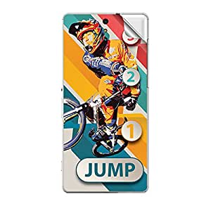 Skin4Gadgets 1 2 3 Jump Phone Skin STICKER for SONY XPERIA C5