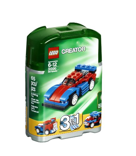 LEGO Creator Mini Speeder 31000 - 1