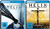Helix - Staffel 1+2 [Blu-ray]