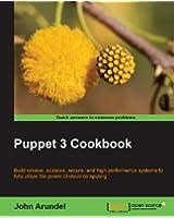 Puppet 3 Cookbook