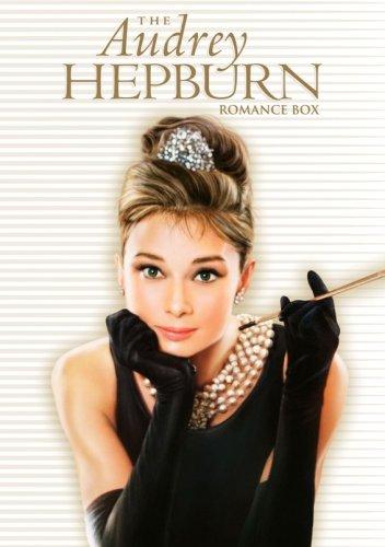 """オードリー・ヘプバーン """"ロマンス""""BOX [DVD]"""