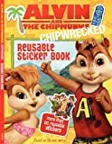 Samantha Lewis Alvin and the Chipmunks: Chipwrecked: Reusable Sticker Book