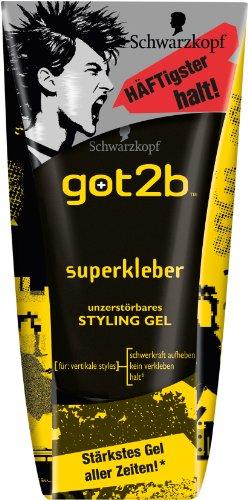 Gel got2b Super Glue, 6er Pack (6 x 150 ml)