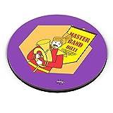PosterGuy Fridge Magnet - Master Band Dilli Funny Illustration   Designed by: Dhappa