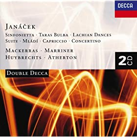Jan�cek: Sinfonietta/Taras Bulba/Ml�di etc. (2 CDs)