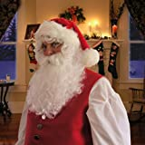 Santa Wig and Beard Set Costume Accessory