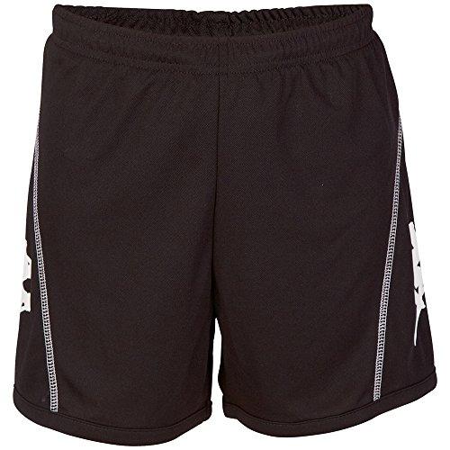 kappa-ariston-childrens-shorts-black-size128