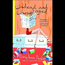 Undead and Unemployed: Queen Betsy, Book 2 (       UNABRIDGED) by MaryJanice Davidson Narrated by Nancy Wu