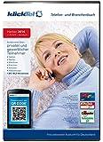 klickTel Telefon- und Branchenbuch Herbst 2014