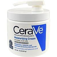 CeraVe Moisturizing Cream with Pump, 16 Ounce