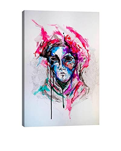 Marc Allante Gallery Masq Canvas Print