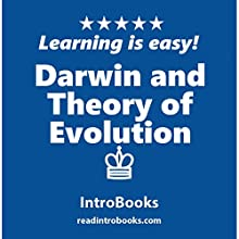 Darwin and the Theory of Evolution Audiobook by  IntroBooks Narrated by Andrea Giordani