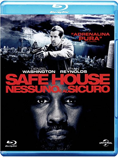 Safe house - Nessuno è al sicuro [Blu-ray] [IT Import]