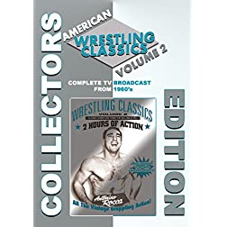 Wrestling Classics Vol 2: Collectors Edition